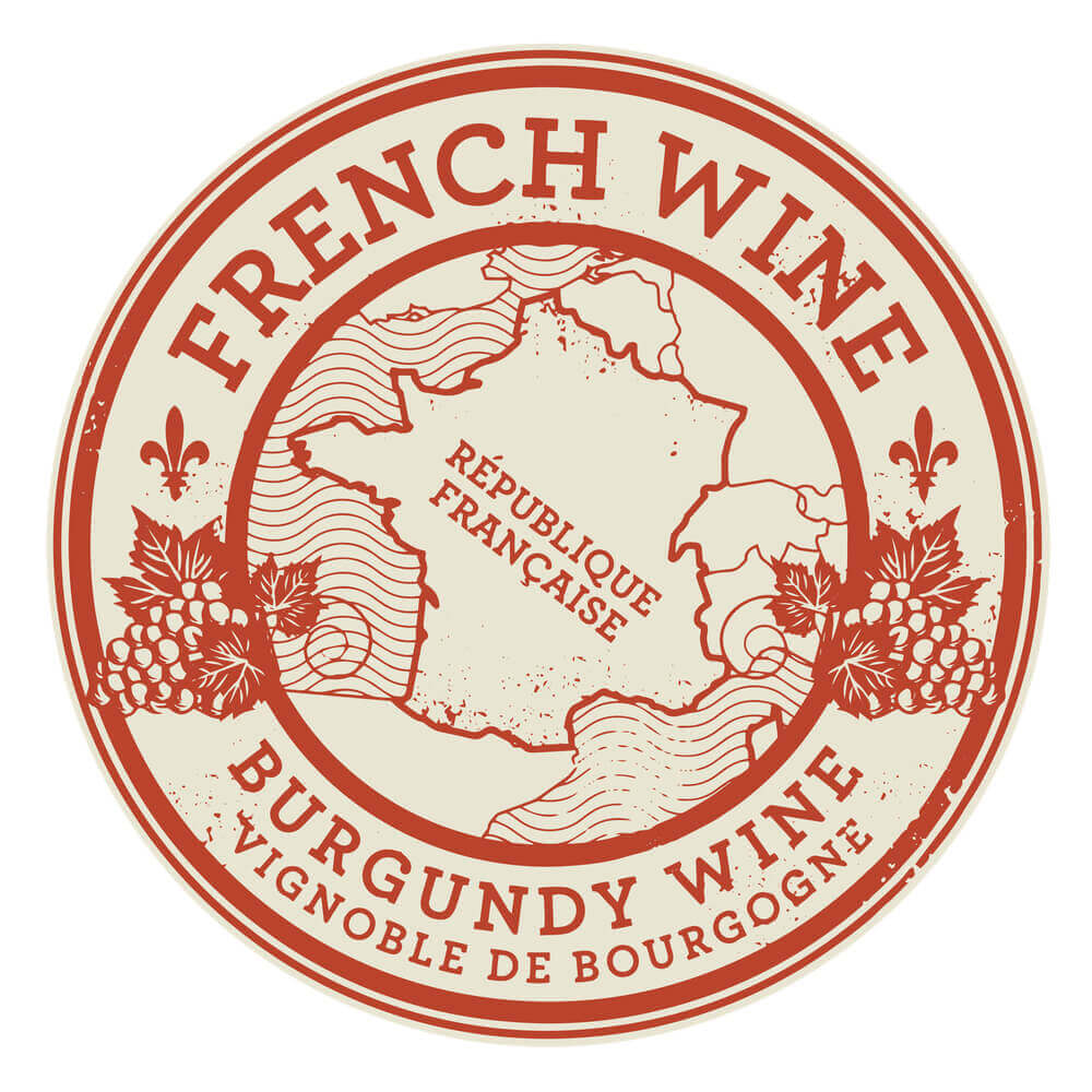 French wine burgundy